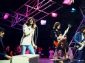Deep Purple live, zleva Jon Lord, Ian Gillan, Ritchie Blackmore, Ian Paice, Roger Glover, 1970