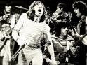Rolling Stones, zleva Ron Wood, Mick Jagger, Bill Wyman, Charlie Watts a Keith Richards, cca 1977-78